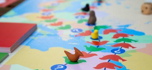 NABU board game